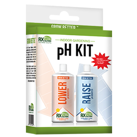 Rx Green Solutions pH Test Kit