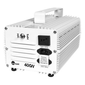 Sunspot 400 Watt MH/HPS Ballast