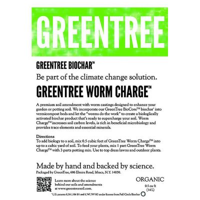 GreenTree Worm Charge
